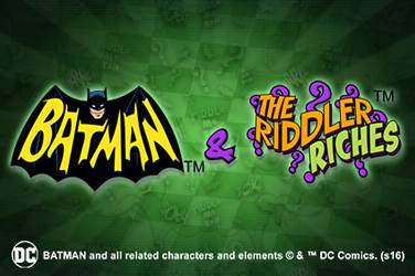 Batman & The Riddler