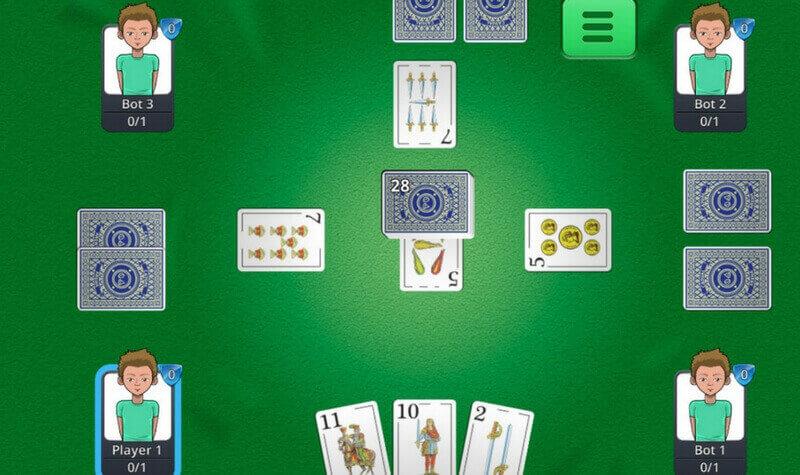 La brisca en casino online