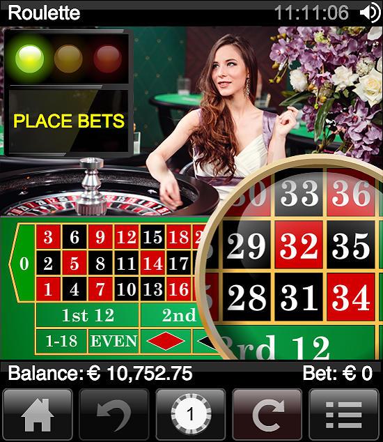 casino en vivo app