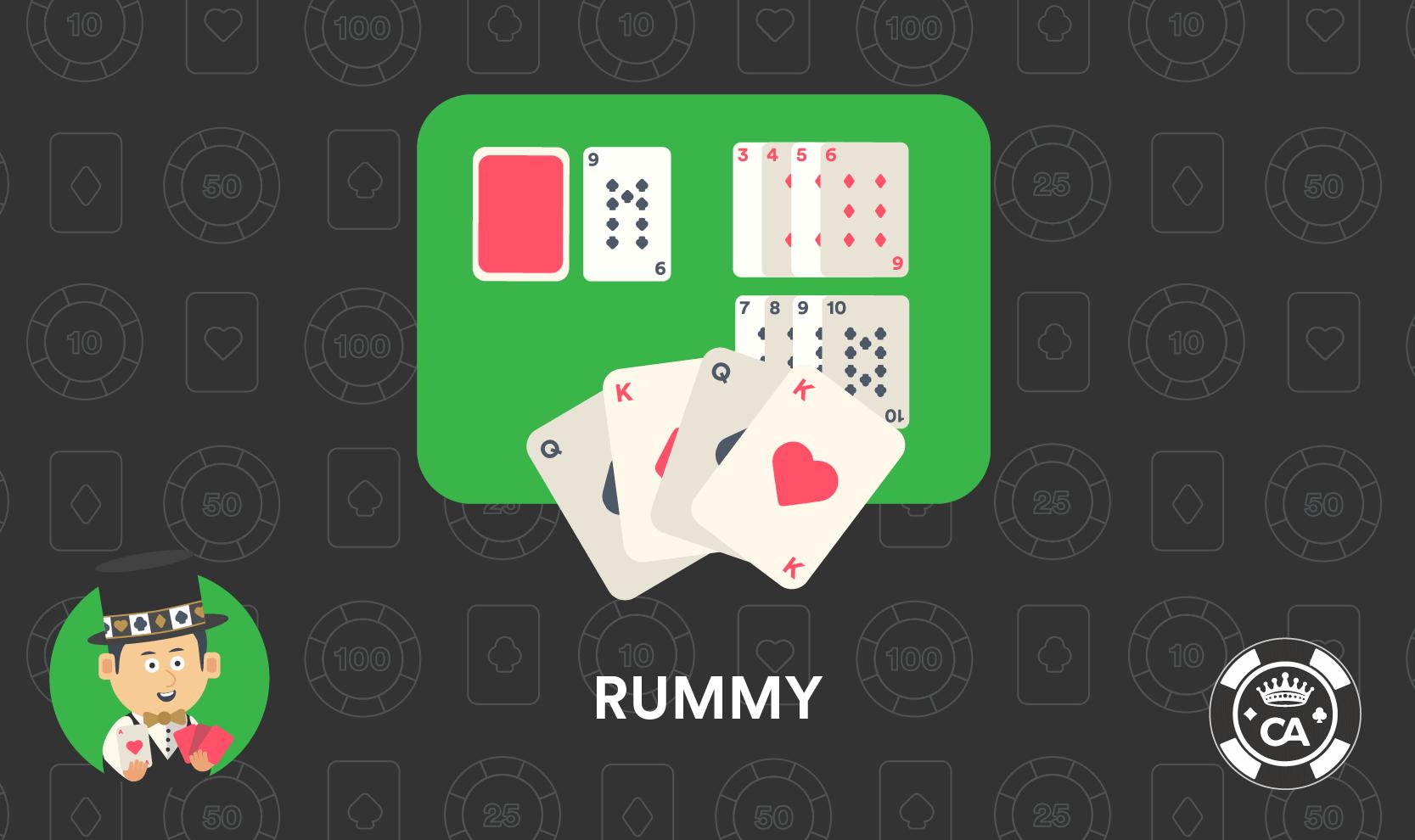 Reglas Rummy