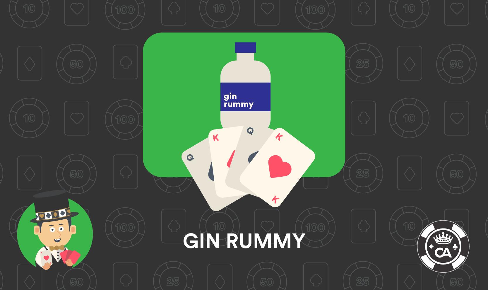 Reglas Gin Rummy