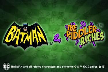 Batman & The Riddler