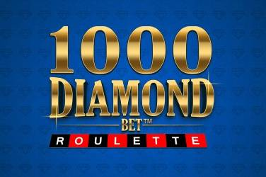 Ruleta 1000 Diamond Bet