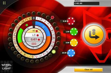 Ruleta Wheel of light