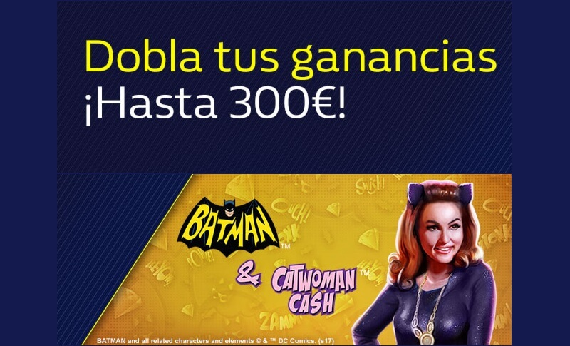 dobla ganancias william hill