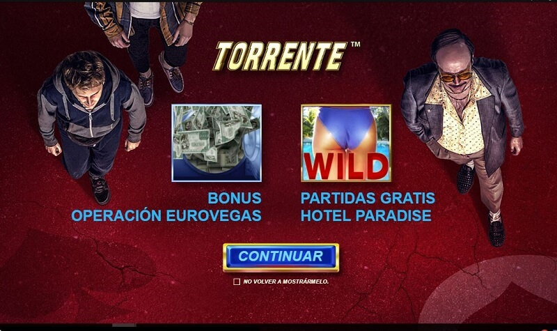 torrente william hill