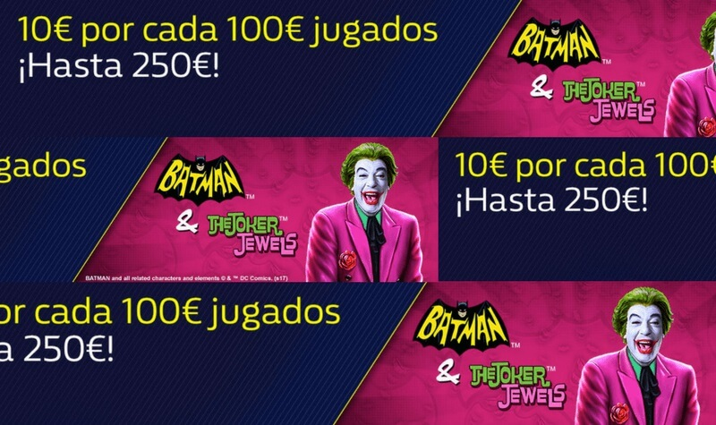 william hill slot batman