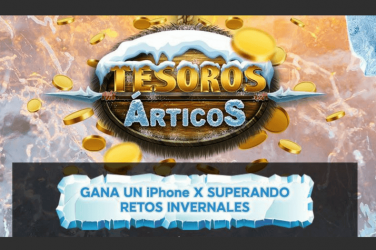 Gana un iPhone X en 888 Casino