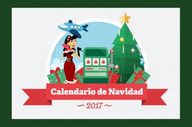 Viaja a Las Vegas con el calendario de Navidad de Paf