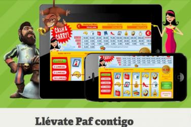 La app de Paf