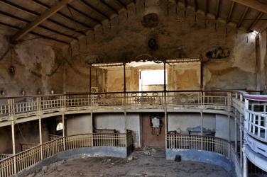 Misterios en el casino de la Colonia Santa Eulalia