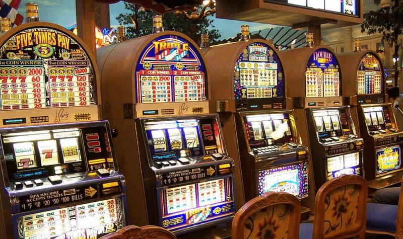 Como Funcionan Las Maquinas Tragaperras De Los Casinos