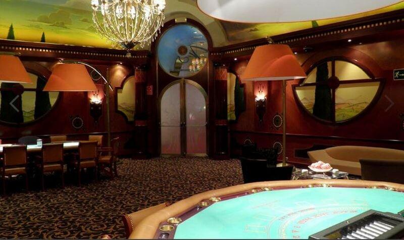 casino aranjuez