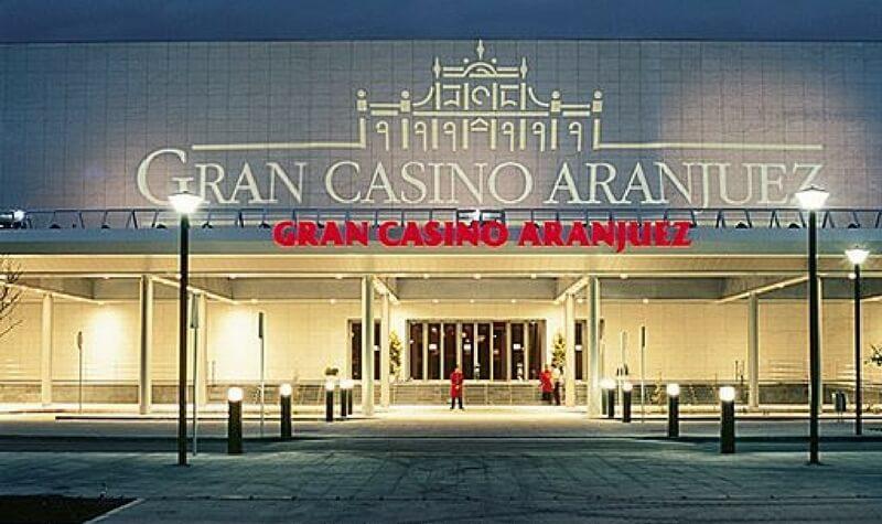 gran casino aranjuez fachada