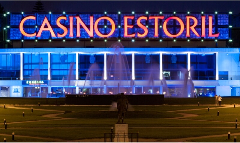 fachada casino estoril
