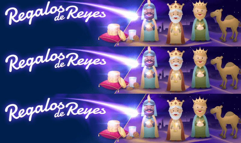 william hill regalo reyes magos