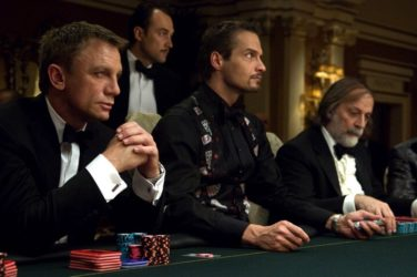 Mesa de poker de Casino Royale