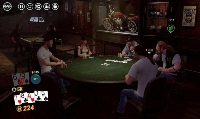 videojuego prominence poker
