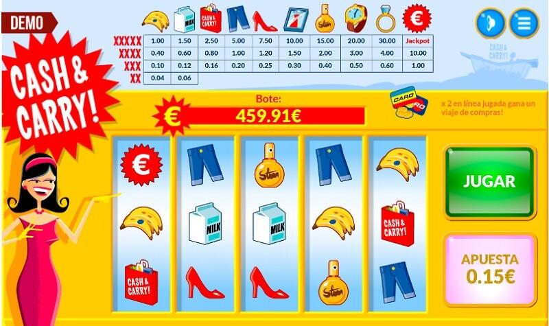 15 € gratis slot paf