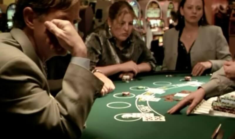 Mano de blackjack