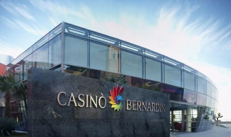 entrada del casino bernardin