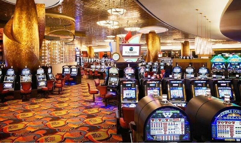 interior foxwoods casino