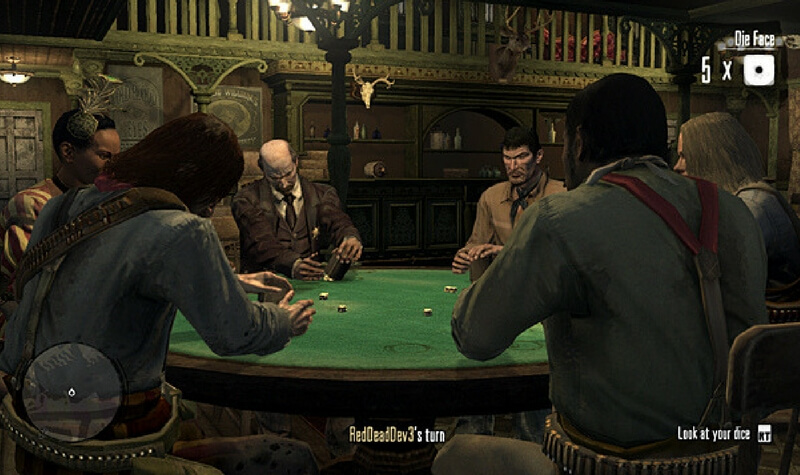 versión online del poker mentiroso