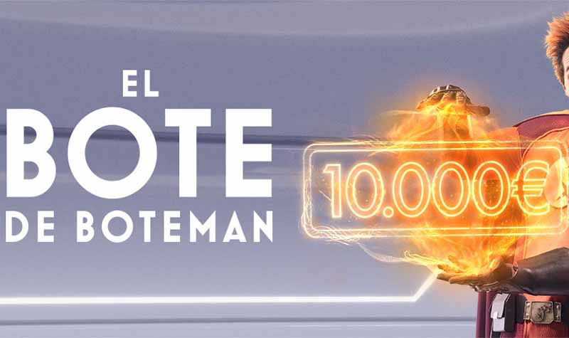 10000€ Botemanía