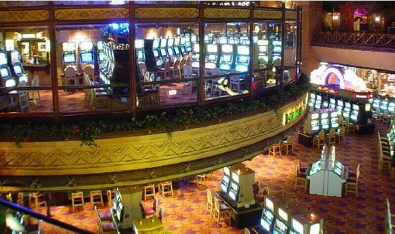 Tragaperras del Sun City Casino