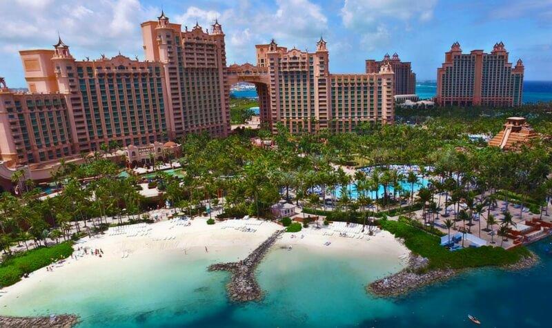 Vista del Atlantis Paradise Island