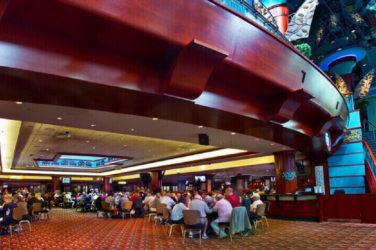Entrada del Foxwoods Casino