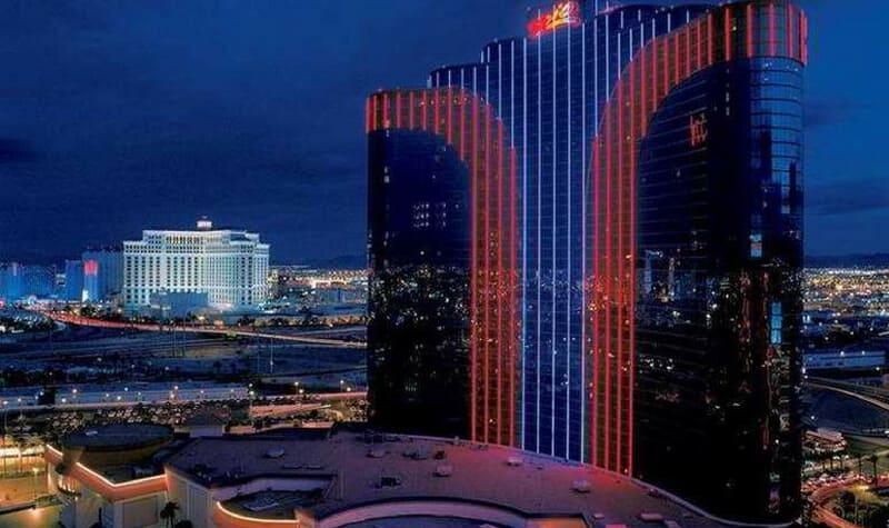 Fachada del Rio Casino