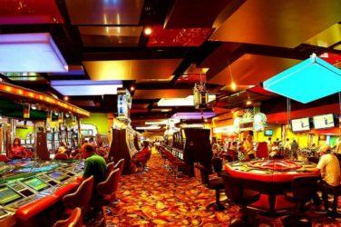 Interior del Rio Casino