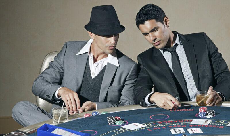 Jugadores de blackjack
