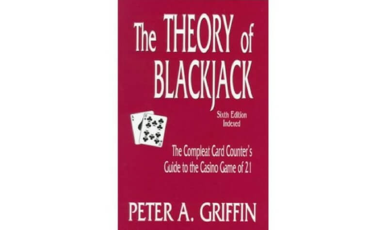 Libro de Peter Griffin sobre blackjack