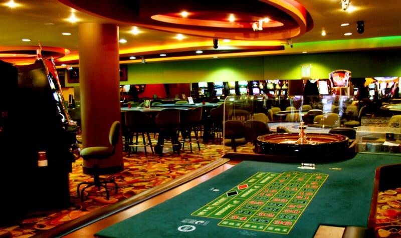 Mesas del Rio Casino
