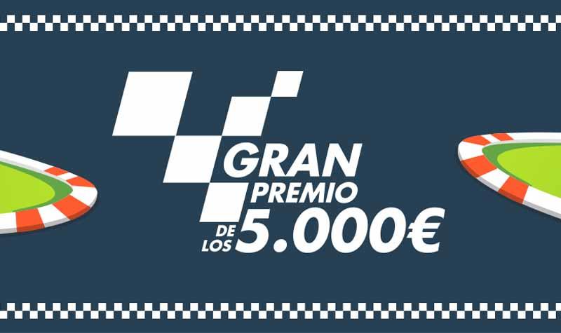 Promoción 5000 euros Botemanía
