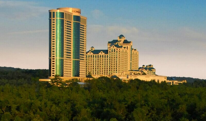 Vistas del Foxwoods Casino