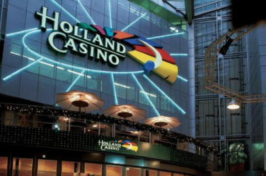 Entrada del Holland Casino