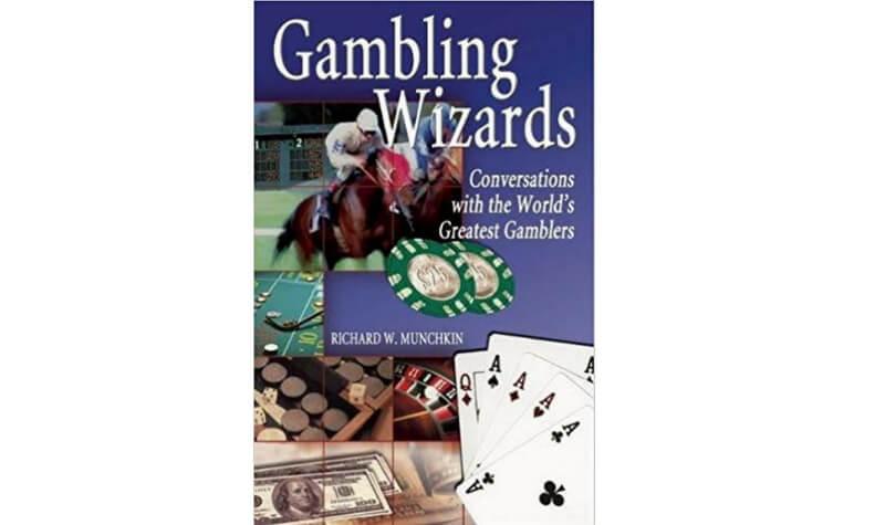 Libro de Richard Munchkin sobre blackjack