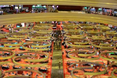 Sala del Marina Bay Casino