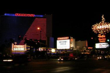 Fachada del Stardust Casino
