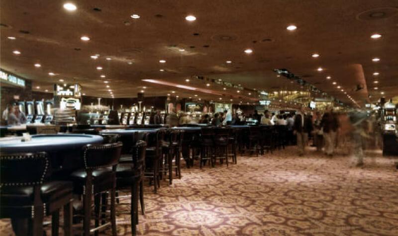 Mesas del Stardust Casino