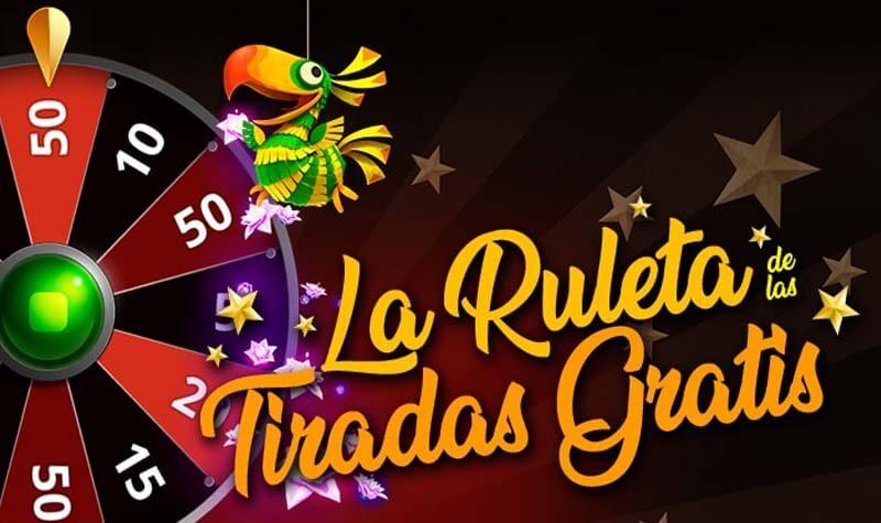 Promoción Tiradas Gratis Casino Barcelona