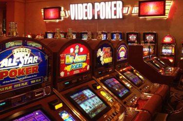 Vídeo Poker Casino Gran Madrid