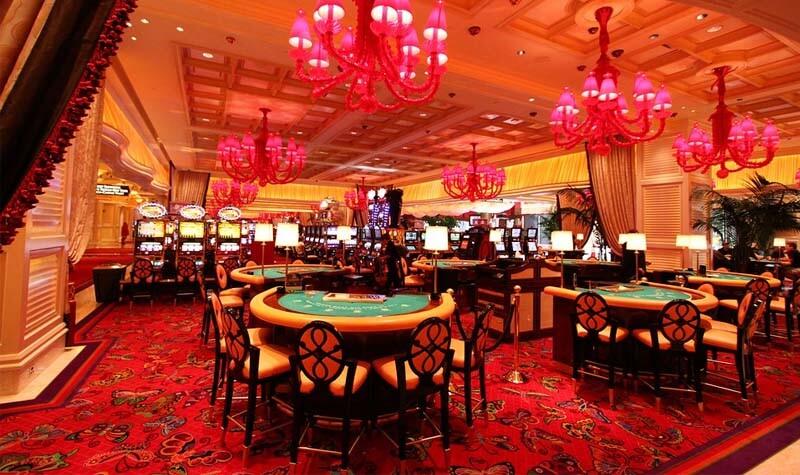 Mesas Wynn Casino