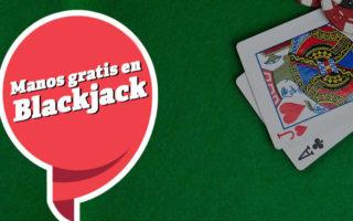 Promoción Blackjack Paf