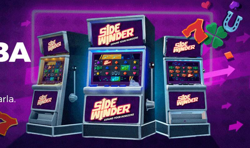 Promoción Sidewinder Casino Gran Madrid