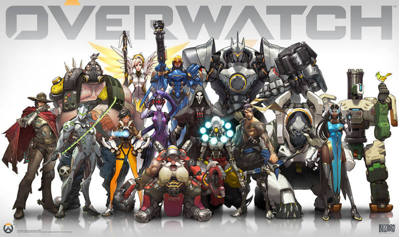 Apuestas Overwatch