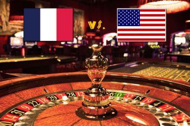 Diferencias ruletas francesa y americana